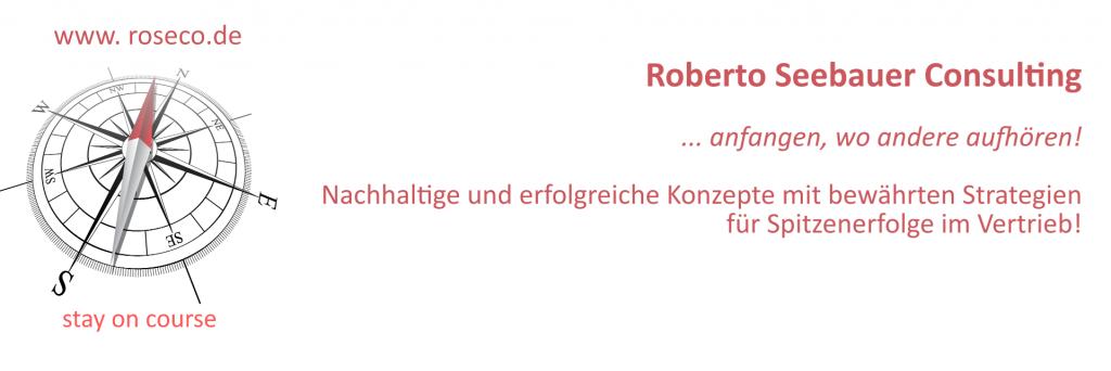 Roberto Seebauer Sales Consulting